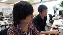 【キラリ☆芸大生】Vol.15 ワイプCM制作チーム(2012年)