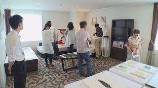 ARTOSAKA2016に美術学科の学生が参加