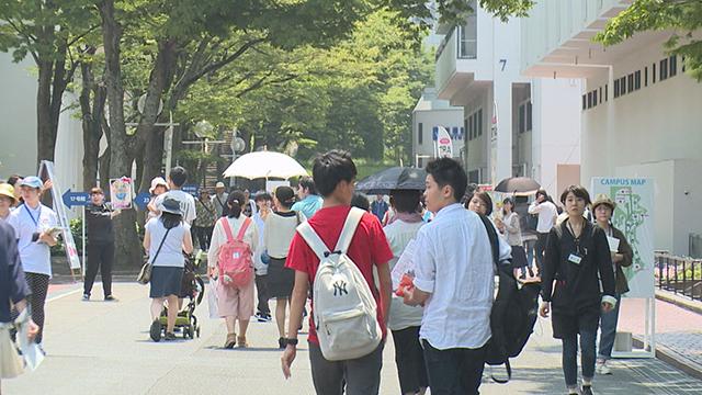 大阪芸術大学オープンキャンパス ダイジェスト版