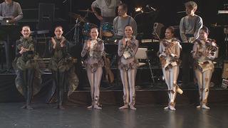 20世紀を象徴する音楽家・バーンスタインの舞台作品「ミサ」に舞台芸術学科の学生が出演