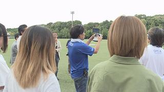 写真学科生を対象にドローン特別授業